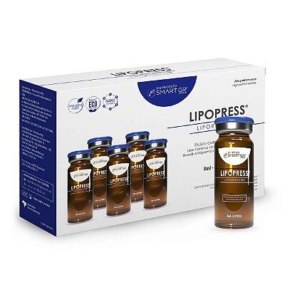 LIPOPRESS® - Liporredutor - 5 Frascos de 8 ml