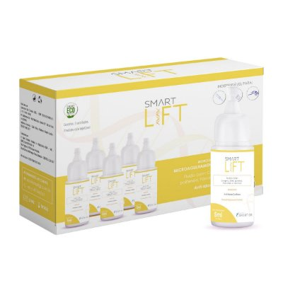 Smart Lift Anti-idade Cutâneo - 5 Monodoses de 5ml