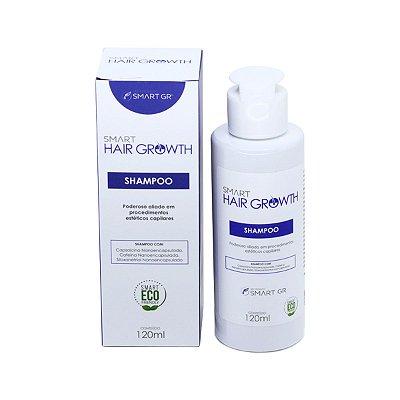 Smart Hair Growth Shampoo - Terapia Capilar - 120ml
