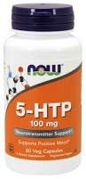 5-HTP 100 mg - Now Foods - 60 cápsulas