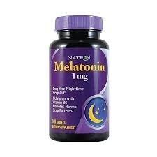 Comprar Melatonina 1 mg - Natrol - 180 comprimidos (hormônio do sono)