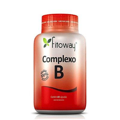 Complexo B Fitoway - 60 Cápsulas