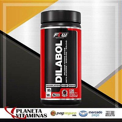 Dilabol FTW Fitoway (Vasodilatador Arginina + Beta Alanina)
