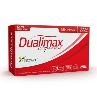 Dualimax Corpo Ideal Fitoway Farma - 60 Cáps