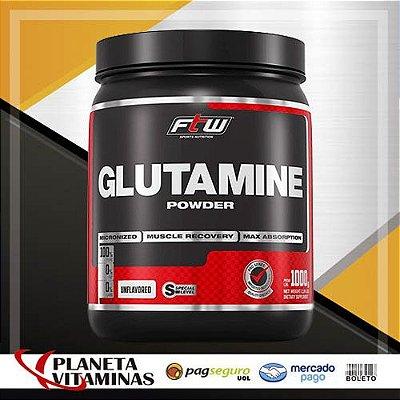 Glutamina Fitoway FTW - 1 Kg