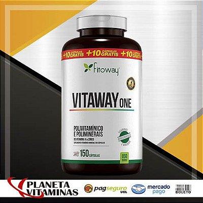 Vitaway One Fitoway Farma 100% IDR - Polivitaminico A Z - 15