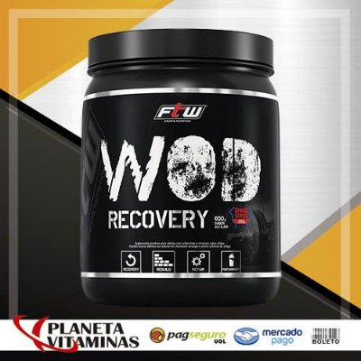 WOD Recovery FTW Fitoway 600g