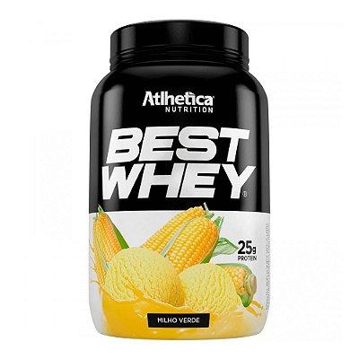 Best Whey - Sabor Milho Verde - Atlhetica Nutrition 900g