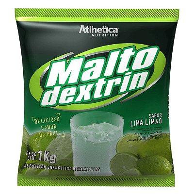 Maltodextrina Maltodextrin Atlhetica Nutrition - Sabor Limã