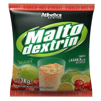 Maltodextrina Maltodextrin Atlhetica Nutrition - Sabor Laran