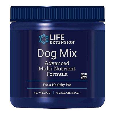 Dog Mix - 100 g  - Life Extension (Envio Internacional 10-20 FRETE GRÁTIS)