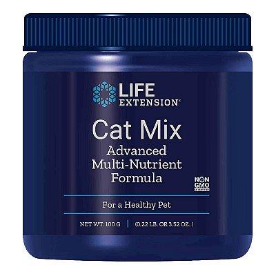 Cat Mix - 100 g (3,52 onças) - Life Extension (Envio Internacional 10-20 FRETE GRÁTIS)