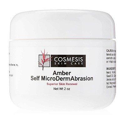 Amber Self MicroDermAbrasion 2 onças - Life Extension   (Envio Internacional 10-20 FRETE GRÁTIS)