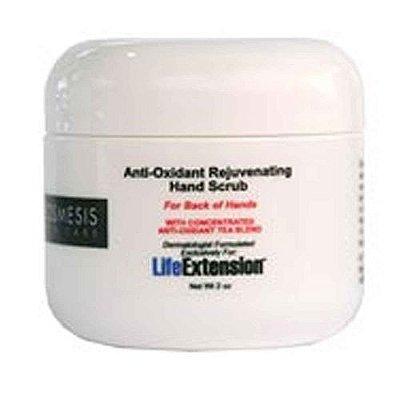 Creme de mãos rejuvenescedor anti-oxidante- 2 oz - Life Extension   (Envio Internacional 10-20 FRETE GRÁTIS)
