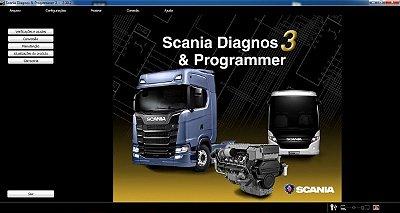 SCANIA SDP3 E XCOM
