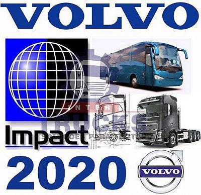 Catálogo Eletrônico Peças Reparo Volvo Impact 2020