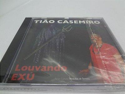 Cd Tião Casemiro - Louvando Exu