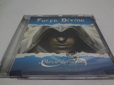 Cd Marcio Barravento - Força Divina