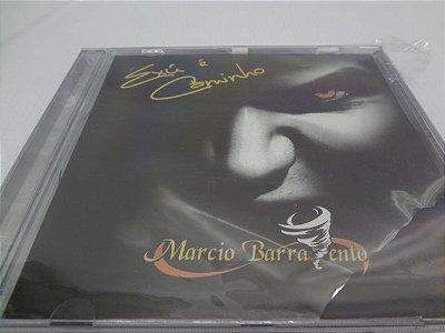 Cd Marcio Barravento - Exu é Caminho