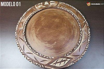 Tabua de Jogo Redonda - 45cm