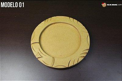 Tabua de Jogo - 30cm
