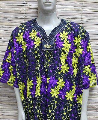 Conjunto Africano Masculino  Ref.1010