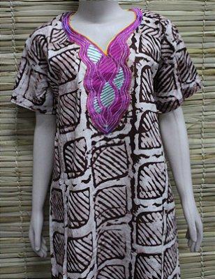 Vestido Africano-1058