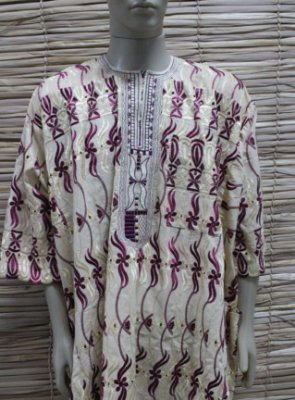 Conjunto Africano Masculino Ref.19