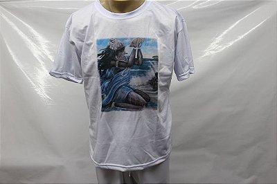 Camiseta Orixás - Iemanja