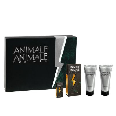 Kit Animale Animale For Men Masculino - Eau de Toilette