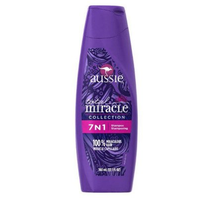 AUSSIE SHAMPOO TOTAL MIRACLE 7 em 1 - 360ML