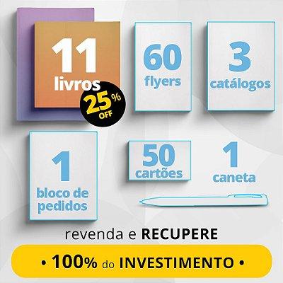 COMBO EXECUTIVO - Kit do Consultor de Leitura + 11 livros com 25% de desconto