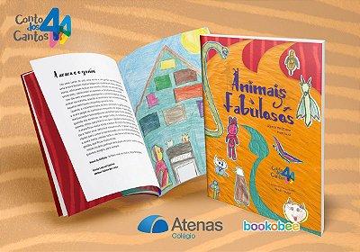 Animais Fabulosos - Alunos do 2º Ano - Colégio Atenas - 2018