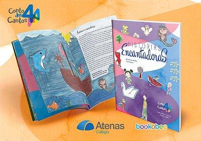 Histórias Encantadoras - Alunos do 4º Ano - Colégio Atenas - 2018