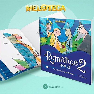 Romance nº2 Opus 51 - Autor: Geraldo Peçanha de Almeida