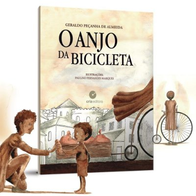 O Anjo da Bicicleta - Autor: Geraldo Peçanha de Almeida