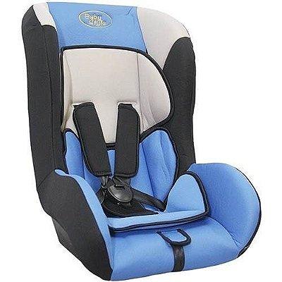 Cadeira Cadeirinha Auto Poltrona Carro Bebe 0 A 25 Kg ! AZUL