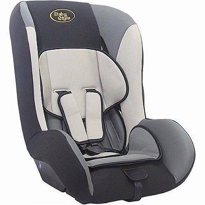 Cadeira Cadeirinha Auto Poltrona Carro Bebe 0 A 25 Kg ! PRETA