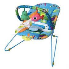 Cadeira Bebê Descanso Vibratória Music Lite Aqua Baby Style