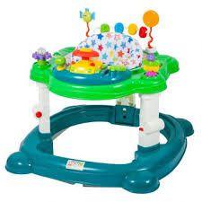 Andador Centro De Atividades Bebê Infantil Baby Style  - VERDE