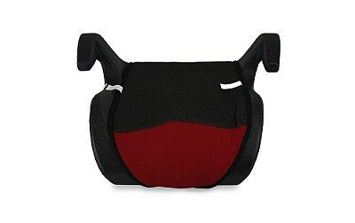 Assento Cadeira Infantil Booster - 22 á 36kg  Protek Baby  Vermelho