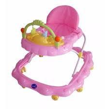 Andador Hoop Baby - Rosa