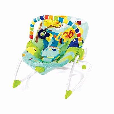 Cadeira Bebê Descanso Musical Vibratória Weller - 6169
