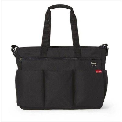 Bolsa Maternidade - Diaper Bag Skip Hop - Duo Double Signature - Black