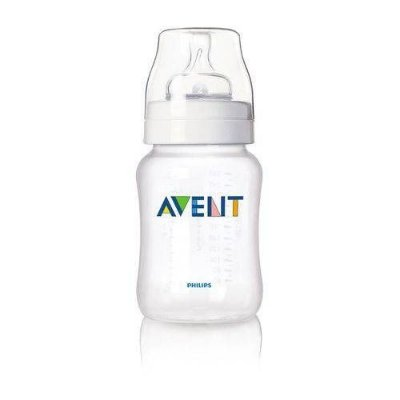 Mamadeira Anti- Cólica Clássica 260ml 1m+ - Philips Avent