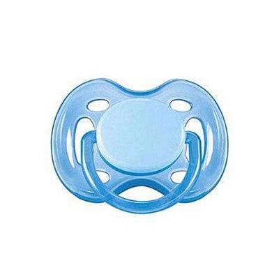 Chupeta Free Flow BPA Free (6-18 meses) - Azul - Philips Avent