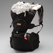 Canguru Ergonômico Para Bebês Fisher Price Preto - 5 Em 1