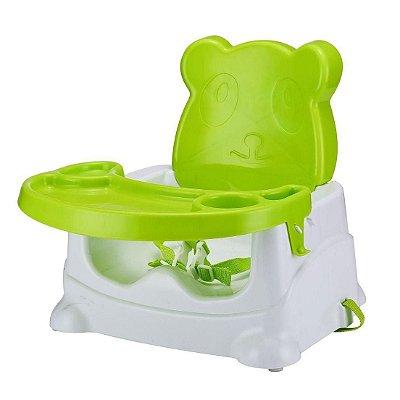 Booster para Refeição Ursinho Verde - Baby Style