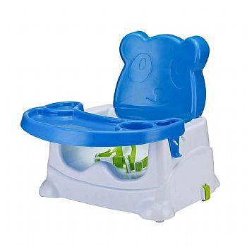 Booster para Refeição Ursinho Azul - Baby Style