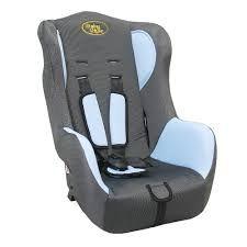 Cadeira para Auto Azul e Cinza 9 a 18 kg - Baby Style